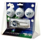 Georgia Southern Eagles 3 Ball Golf Gift Pack with Kool Tool