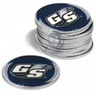 Georgia Southern Eagles Golf Ball Marker (12 Pack)