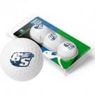 Georgia Southern Eagles 3 Golf Ball Sleeve (Set of 3)