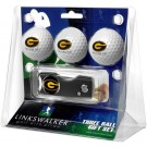 Grambling State Tigers 3 Golf Ball Gift Pack with Spring Action Tool