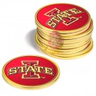 Iowa State Cyclones Golf Ball Marker (12 Pack)