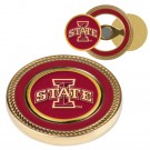 Iowa State Cyclones Challenge Coin with Ball Markers (Set of 2)
