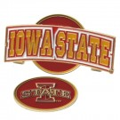 Iowa State Cyclones Slider Clip with Golf Ball Marker (Set of 3)