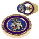 James Madison Dukes Challenge Coin with Ball Markers (Set of 2)