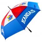 "Kansas Jayhawks 62"" Golf Umbrella"
