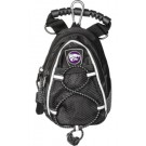 Kansas State Wildcats Black Mini Day Pack (Set of 2)