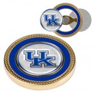 Kentucky Wildcats Challenge Coin with Ball Markers (Set of 2)