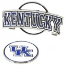 Kentucky Wildcats Slider Clip with Golf Ball Marker (Set of 3)