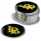 California State (Long Beach) Dirtbags Golf Ball Marker (12 Pack)
