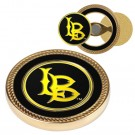 California State (Long Beach) Dirtbags Challenge Coin with Ball Markers (Set of 2)
