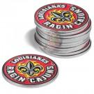 Louisiana (Lafayette) Ragin' Cajuns Golf Ball Marker (12 Pack)