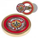 Louisiana (Lafayette) Ragin' Cajuns Challenge Coin with Ball Markers (Set of 2)