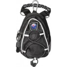 Louisiana Tech Bulldogs Black Mini Day Pack (Set of 2)