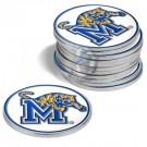 Memphis Tigers Golf Ball Marker (12 Pack)