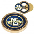 Marquette Golden Eagles Challenge Coin with Ball Markers (Set of 2)