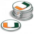 Miami Hurricanes Golf Ball Marker (12 Pack)