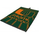 Miami Hurricanes Jacquard Golf Towel (Set of 2)