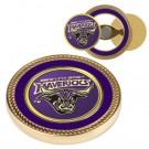 Minnesota State-Mankato Mavericks Challenge Coin with Ball Markers (Set of 2)