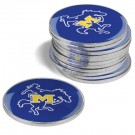 McNeese State Cowboys Golf Ball Marker (12 Pack)