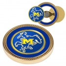 McNeese State Cowboys Challenge Coin with Ball Markers (Set of 2)