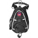Mississippi (Ole Miss) Rebels Black Mini Day Pack (Set of 2)