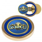Morehead State Eagles Challenge Coin with Ball Markers (Set of 2)
