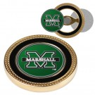 Marshall Thundering Herd Challenge Coin with Ball Markers (Set of 2)