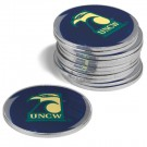 North Carolina (Wilmington) Seahawks Golf Ball Marker (12 Pack)