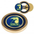 North Carolina (Wilmington) Seahawks Challenge Coin with Ball Markers (Set of 2)