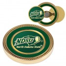 North Dakota State Bison Challenge Coin with Ball Markers (Set of 2)