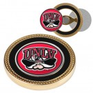 Las Vegas (UNLV) Runnin' Rebels Challenge Coin with Ball Markers (Set of 2)