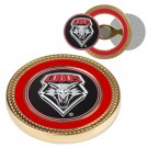 New Mexico Lobos Challenge Coin with Ball Markers (Set of 2)