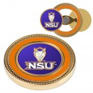 Northwestern State Demons Challenge Coin with Ball Markers (Set of 2)