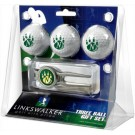 Northwest Missouri State Bearcats 3 Ball Golf Gift Pack with Kool Tool