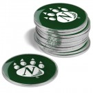 Northwest Missouri State Bearcats Golf Ball Marker (12 Pack)