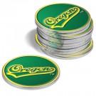 Oregon Ducks Golf Ball Marker (12 Pack)