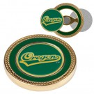 Oregon Ducks Challenge Coin with Ball Markers (Set of 2)