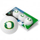 Oregon Ducks 3 Golf Ball Sleeve (Set of 3)