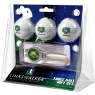 Ohio Bobcats 3 Ball Golf Gift Pack with Kool Tool