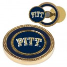 Pittsburgh Panthers Challenge Coin with Ball Markers (Set of 2)