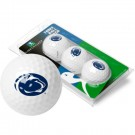 Penn State Nittany Lions Top Flite XL Golf Balls 3 Ball Sleeve (Set of 3)