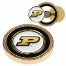 Purdue Boilermakers Challenge Coin with Ball Markers (Set of 2)