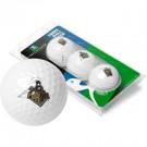 Purdue Boilermakers Top Flite XL Golf Balls 3 Ball Sleeve (Set of 3)