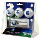 Rice Owls 3 Ball Golf Gift Pack with Kool Tool