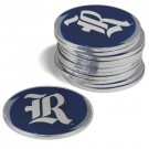 Rice Owls Golf Ball Marker (12 Pack)