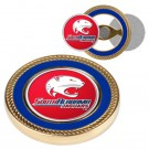 South Alabama Jaguars Challenge Coin with Ball Markers (Set of 2)