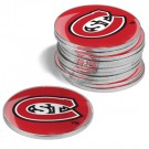 St. Cloud State Huskies Golf Ball Marker (12 Pack)