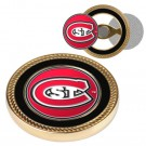 St. Cloud State Huskies Challenge Coin with Ball Markers (Set of 2)