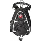 St. Cloud State Huskies Black Mini Day Pack (Set of 2)