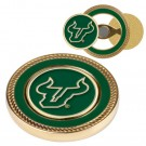 South Florida Bulls Challenge Coin with Ball Markers (Set of 2)